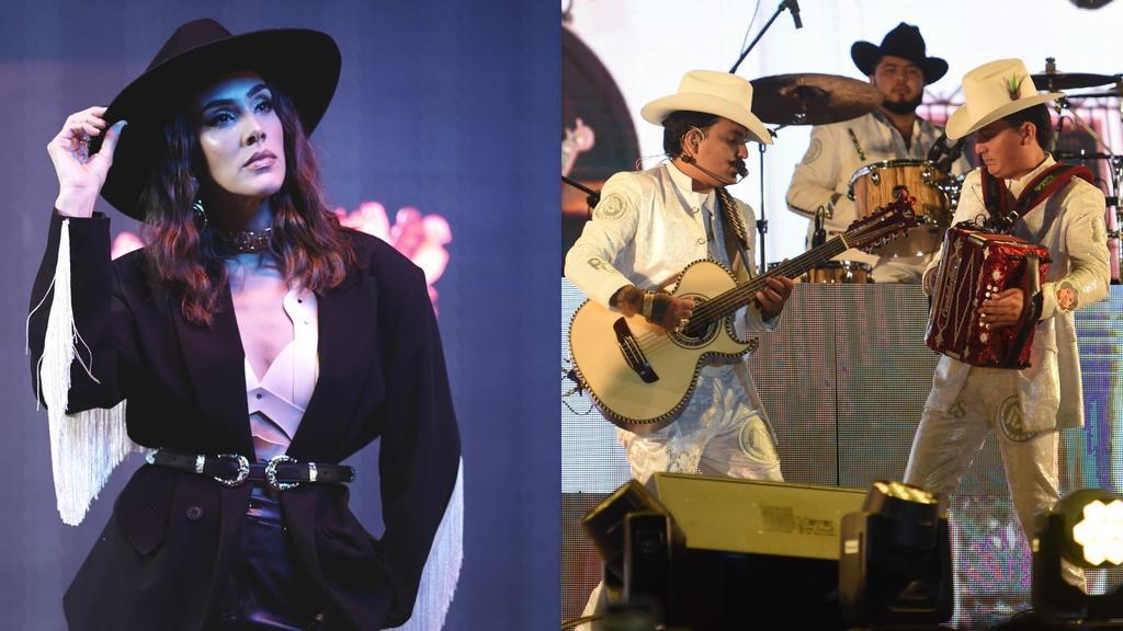Sandra Echeverría quiere hacer música con Los Dos Carnales