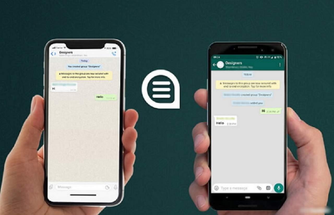 Llegan los mensajes efímeros de WhatsApp a iOS