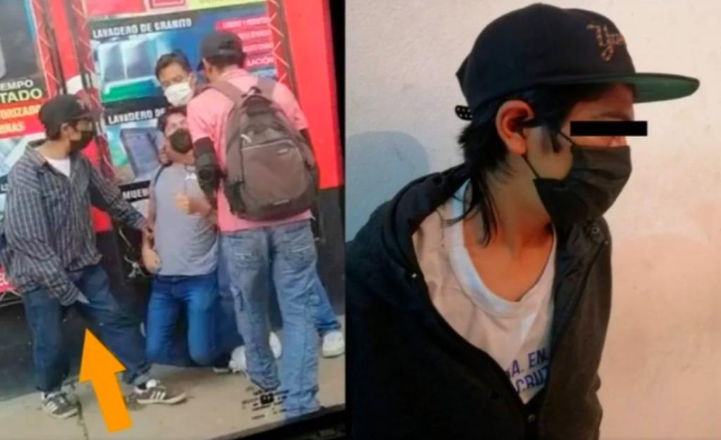Juez de Control ordena prisión preventiva a 'El Mojarra' por 'estrangular' a joven en Oaxaca