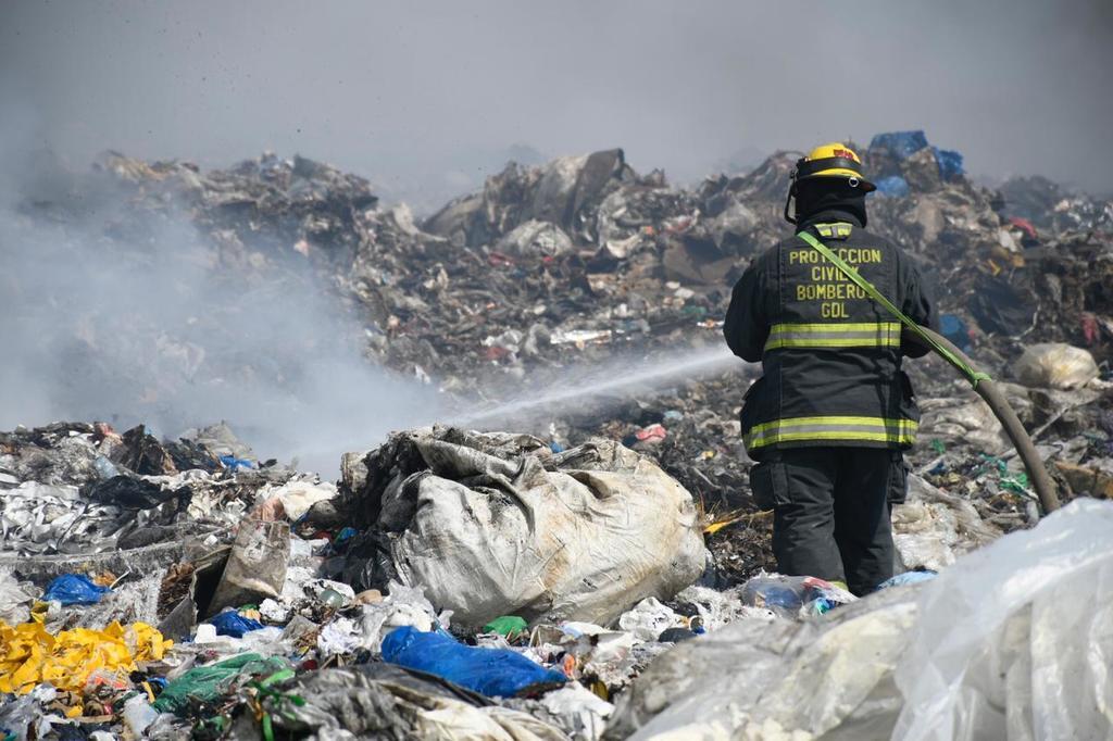 México presenta avances de proyecto para manejo de residuos contaminantes