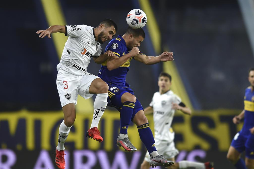 Boca Juniors no pasa del empate frente al Atlético Mineiro en la Copa Libertadores