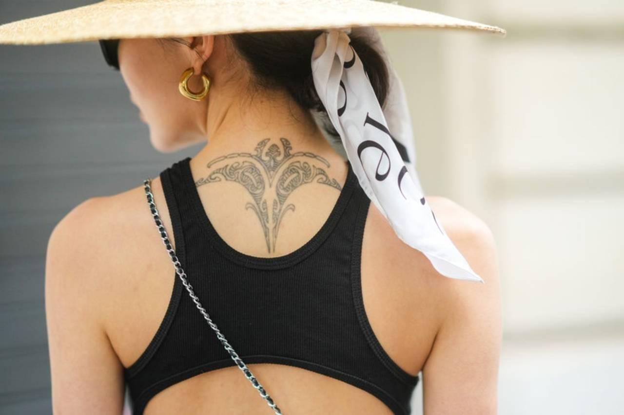 Cuidado de la piel y los tatuajes