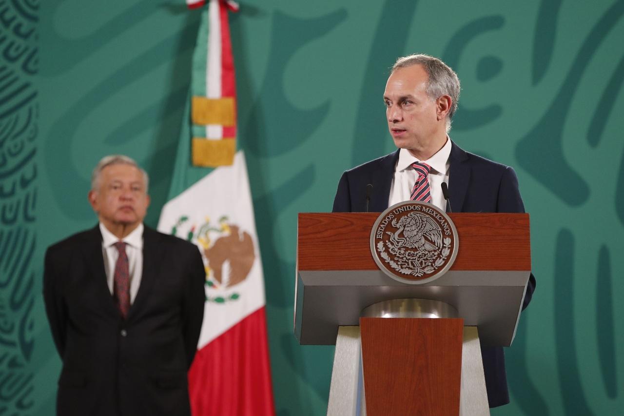 Confía México en superar tercera ola de Covid-19