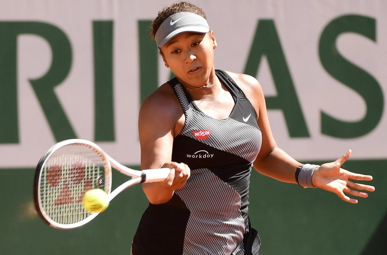 Naomi Osaka destaca en el tenis olímpico