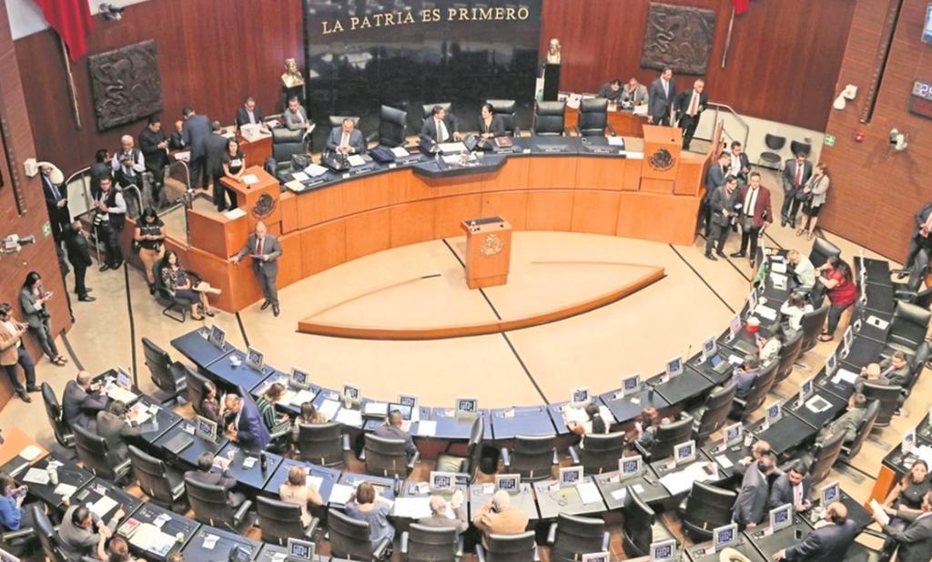 Nombramientos en Banxico, Hacienda y Función Pública van a la Comisión Permanente