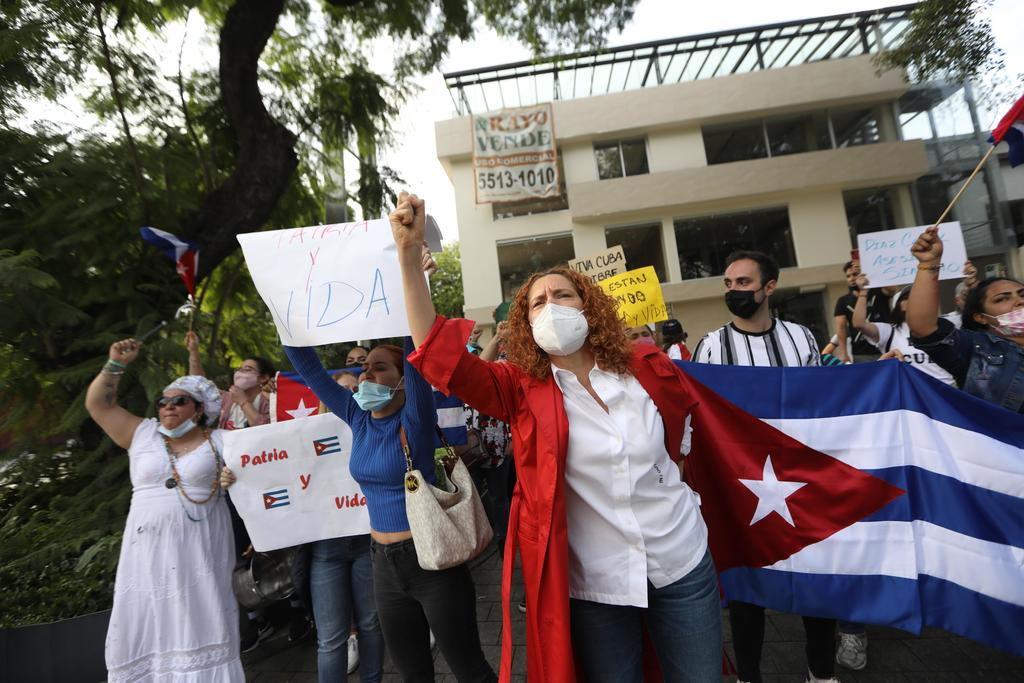 Conflicto de Cuba aleja a los Gobiernos de México y Estados Unidos