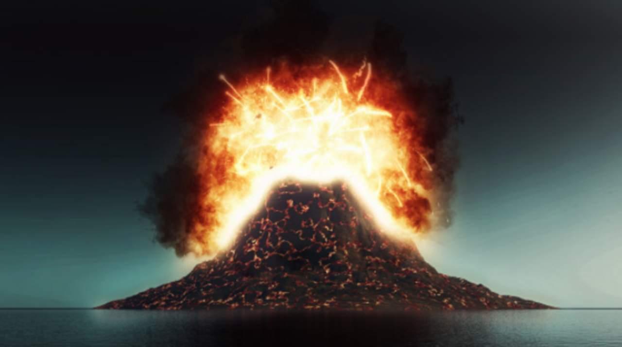 Científicos detectan que un supervolcán movió y giró la India hace 105 millones de años