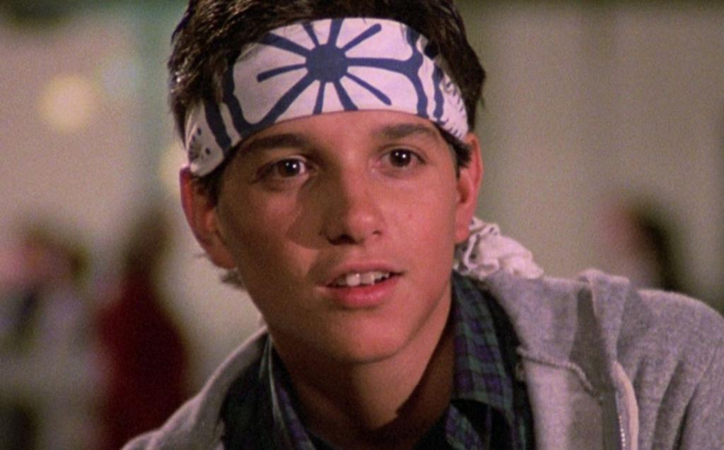 La película de Karate kid que Ralph Macchio odia