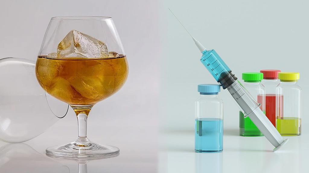 ¿Qué pasa si consumo alcohol el día en que me vacunaron contra el COVID-19?