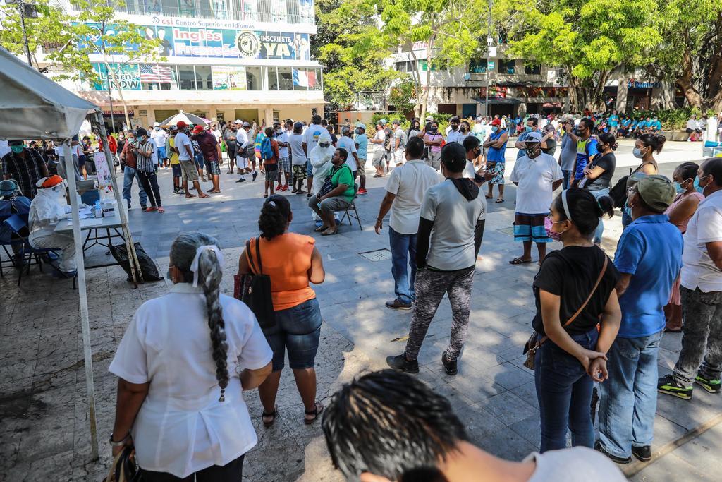 México alcanza nuevo repunte de casos COVID con más de 12 mil