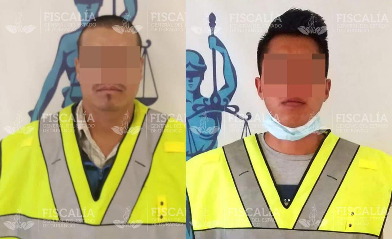 Detiene en Durango a dos presuntos homicidas de Chihuahua