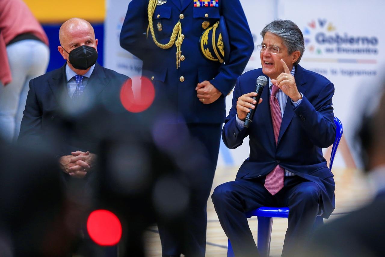 Decretan estado de excepción en Ecuador