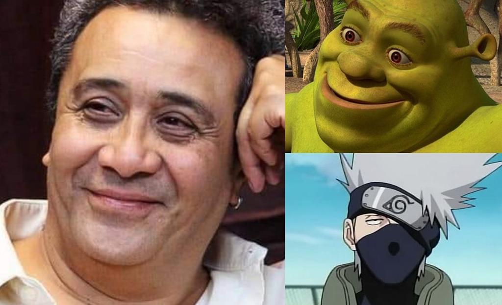 Hospitalizan al actor de doblaje Alfonso Obregón, voz de 'Shrek' y 'Kakashi'