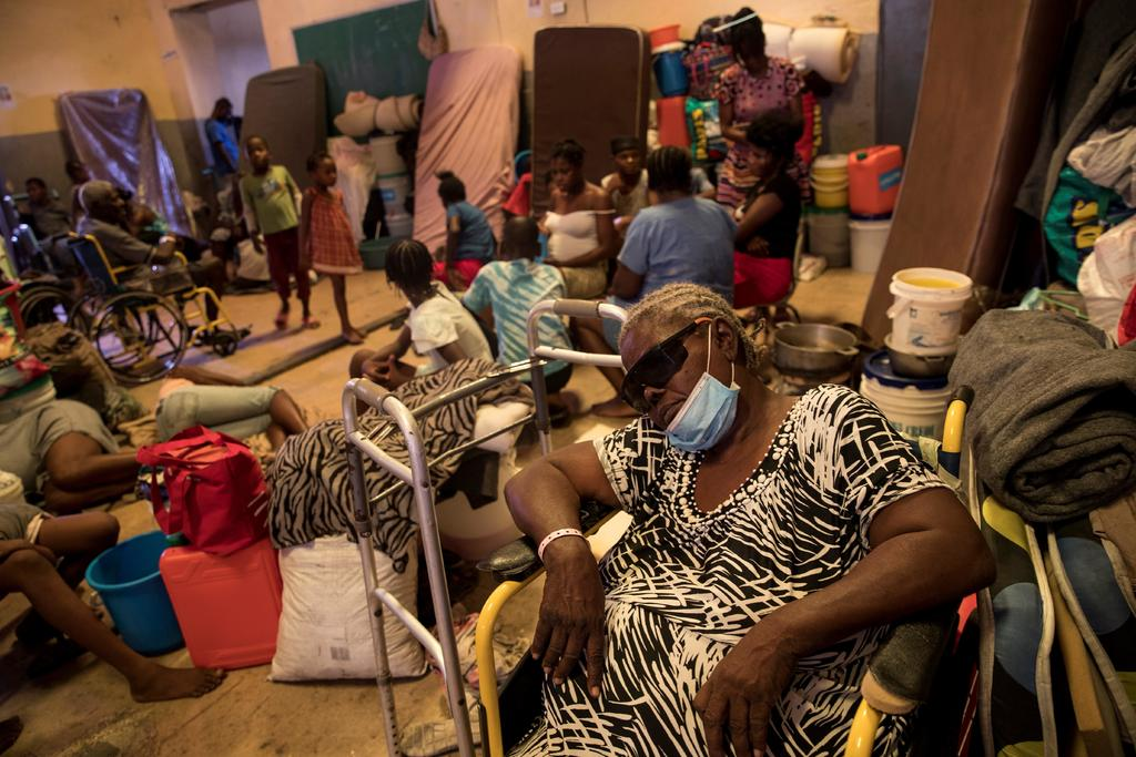 El magnicidio de Jovenel Moise invisibiliza a los desplazados por la violencia en Haití