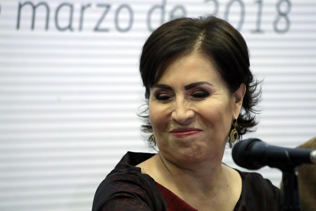 Ante negativa de dar información a la FGR, abogado renuncia a la defensa de Rosario Robles