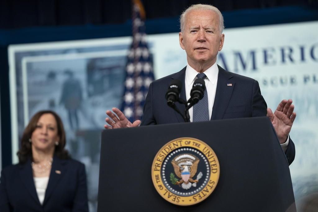 Joe Biden lanza el mayor programa para combatir la pobreza en Estados Unidos en medio siglo