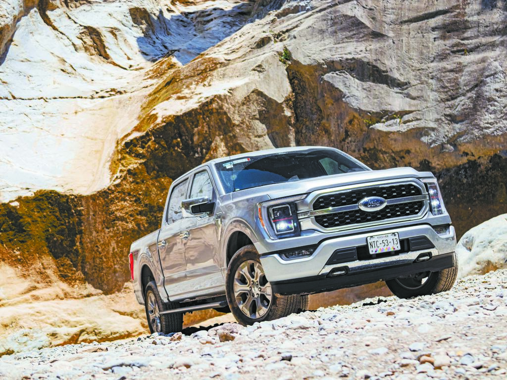 Renuevan a la 'reina' de la marca Ford: Lobo
