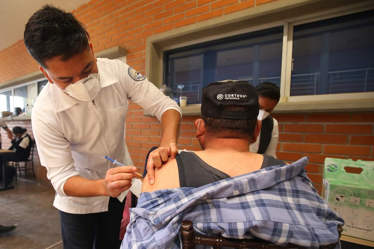 Llegaron a Durango 95 mil 400 vacunas contra Covid-19