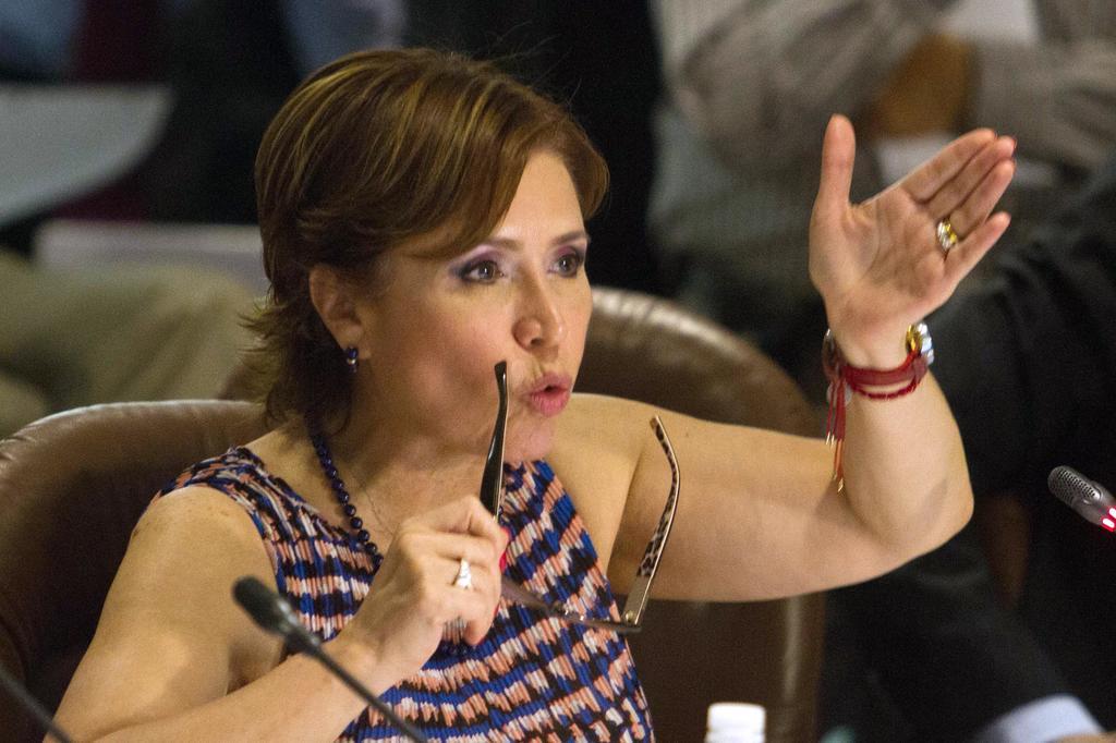 FGR y Auditoría Superior impugnan amparo otorgado a Rosario Robles sobre proceso en libertad