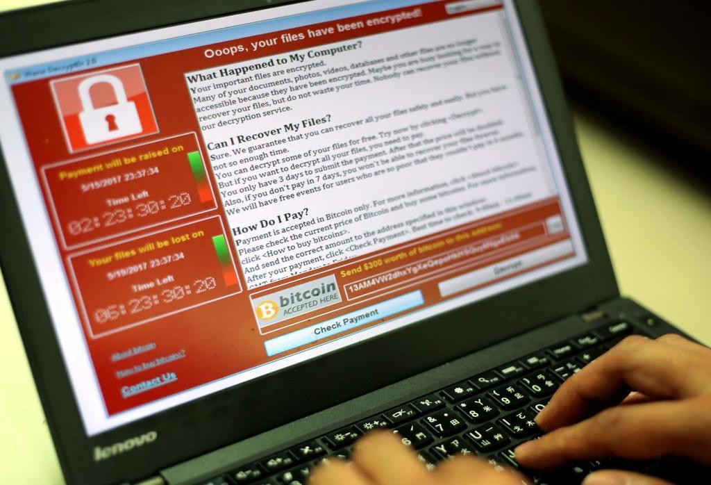 Estados Unidos estrena web para hacer frente a cibertaques con 'ransomware'