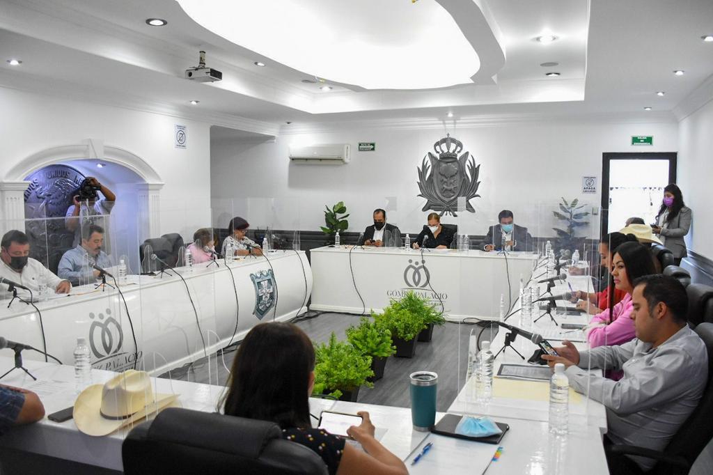 Gran inconformidad generó entre los ediles del Ayuntamiento de Gómez Palacio el informe de RegidorMX