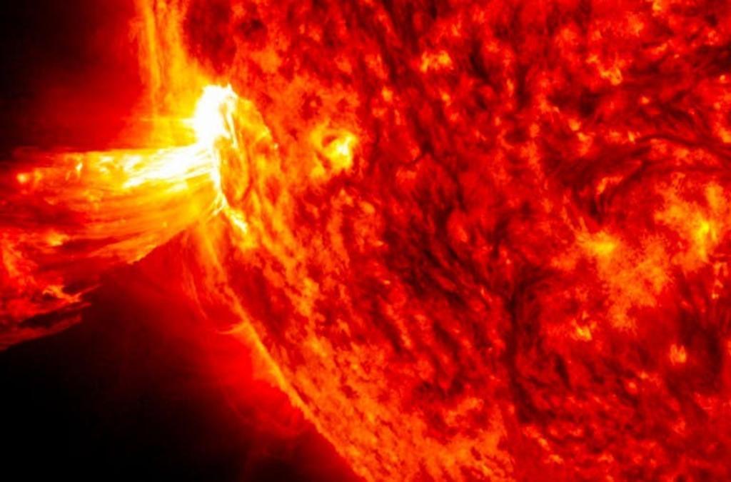 ¿Habrá una tormenta solar que provocará apagón global?