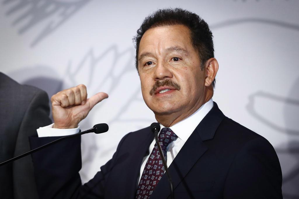 Ignacio Mier es ratificado como coordinador de Morena en Cámara de Diputados
