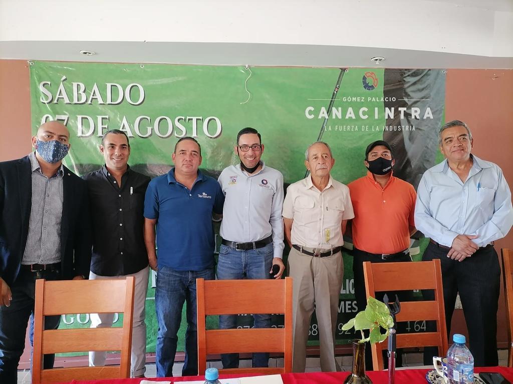 Lanzan convocatoria para el primer Torneo de Golf Empresarial  en Gómez Palacio