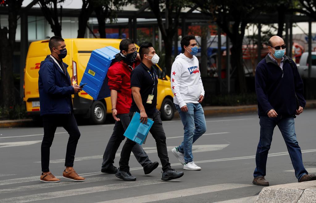 En tercer repunte de casos COVID, México reporta casi 13 mil nuevos contagios