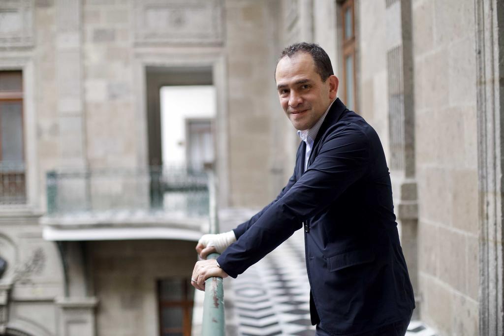 Arturo Herrera se despide como secretario de Hacienda