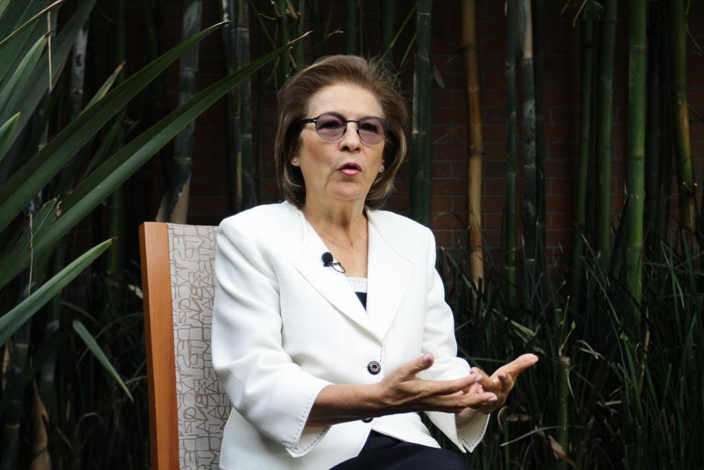 Isabel Miranda de Wallace es denunciada ante FGR; 'no me voy a callar', dice activista
