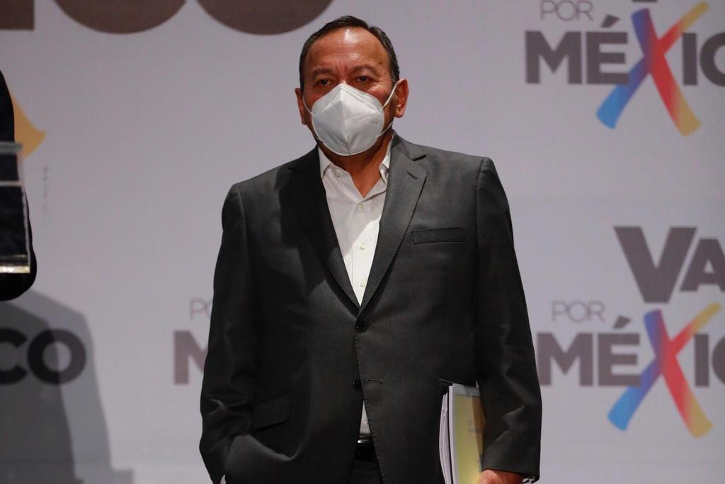 Dirigente del PRD denuncia presunta 'narcoelección' en Michoacán