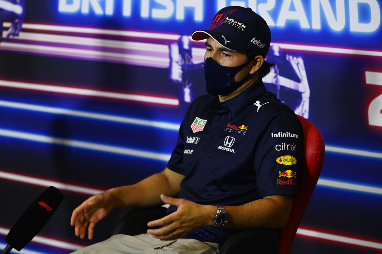 'Checo' habla de su futuro en Red Bull