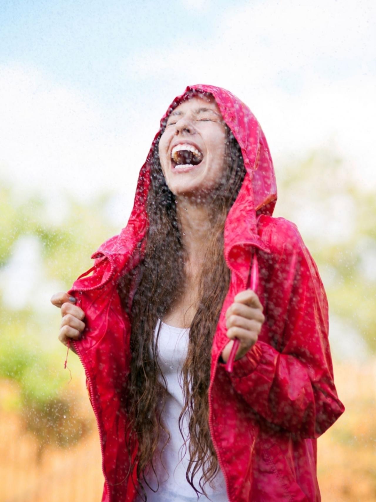Cuidado de la piel en temporada de lluvias