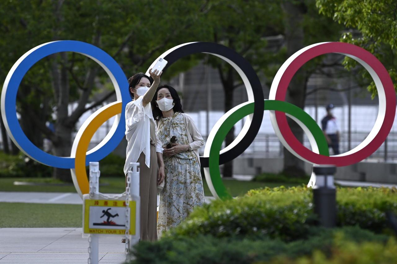 A 8 días de los JO, Tokio bate récord de contagios