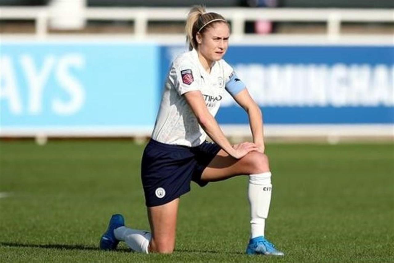Futbolistas británicas  se arrodillarán en futbol