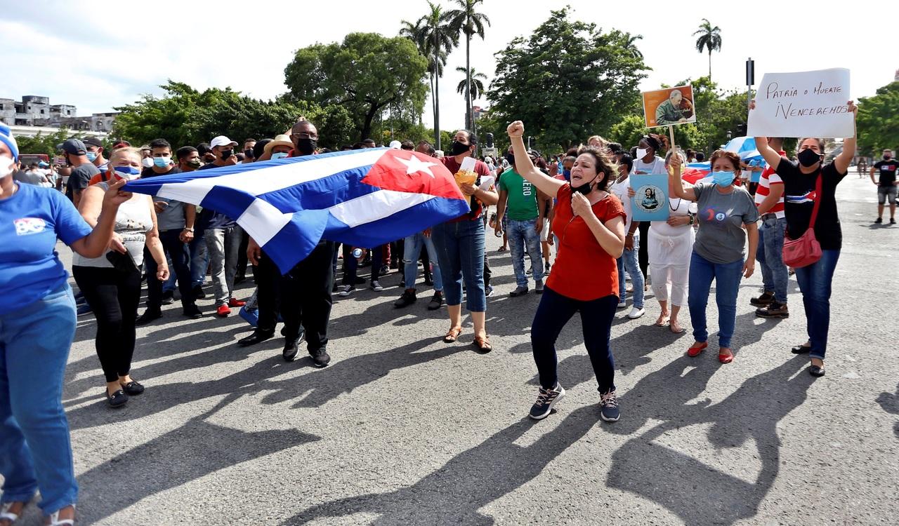 Denuncia Cuba que hay complot de EU