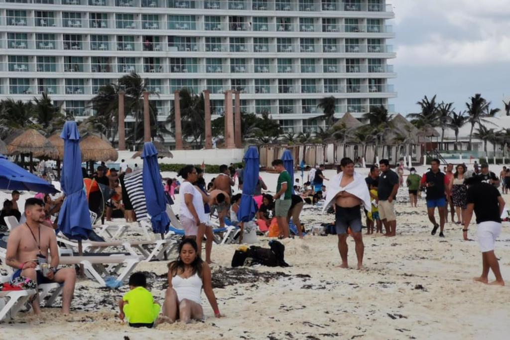 Quintana Roo registra 157 menores contagiados de COVID; cuatro infantes han muerto
