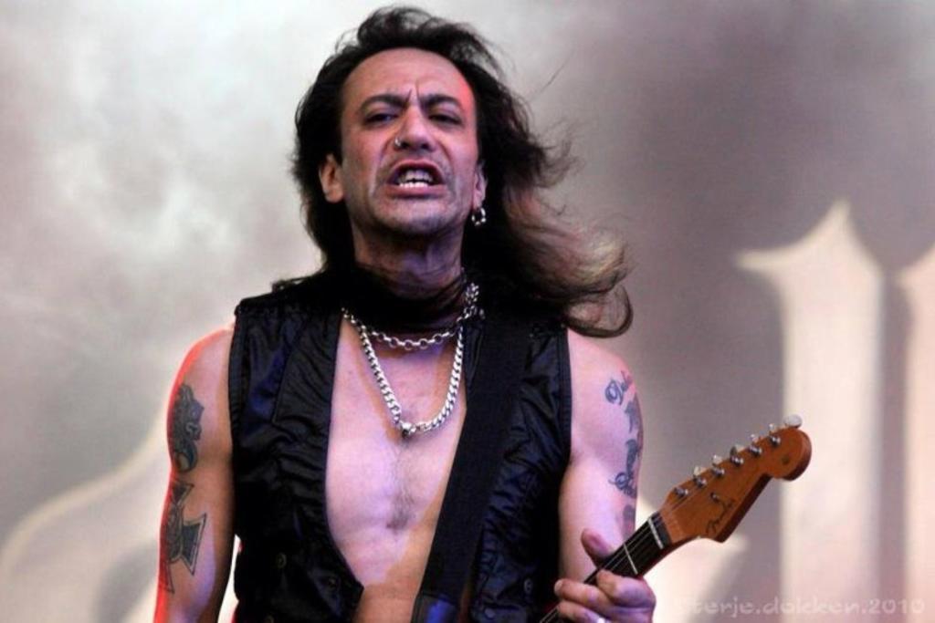 Fallece Jeff LaBar, guitarrista de Cinderella