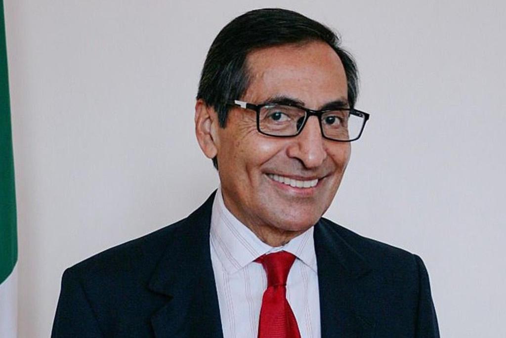 Plan Financiero Multianual, carta de presentación de Rogelio Ramírez de la O en Hacienda