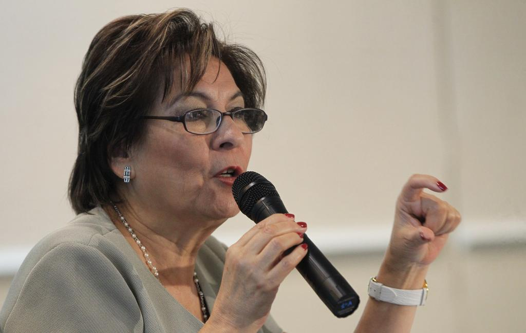 Isabel Miranda de Wallace niega investigación de la FGR por fabricación de pruebas