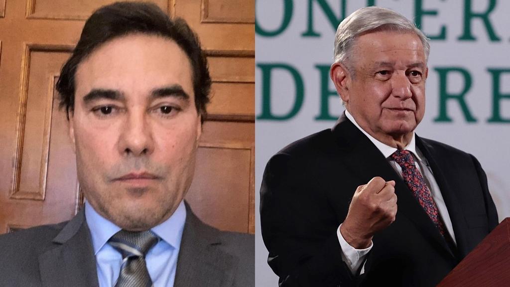 'Tenemos un presidente que es un dictador'; dice Eduardo Yáñez sobre AMLO