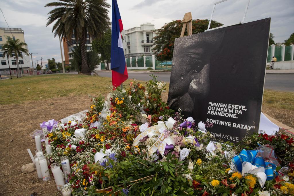 El funeral de Estado de Jovenel Moise se realizará el 23 de julio en el norte de Haití