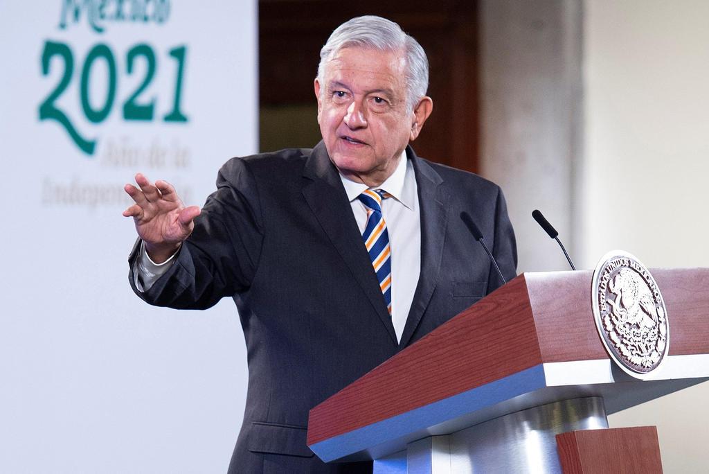 Eventos de AMLO no serán transmitidos por veda electoral ante consulta popular sobre expresidentes