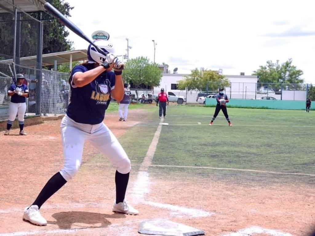 Laguneras incursionan en Liga Estatal de Softbol de Chihuahua