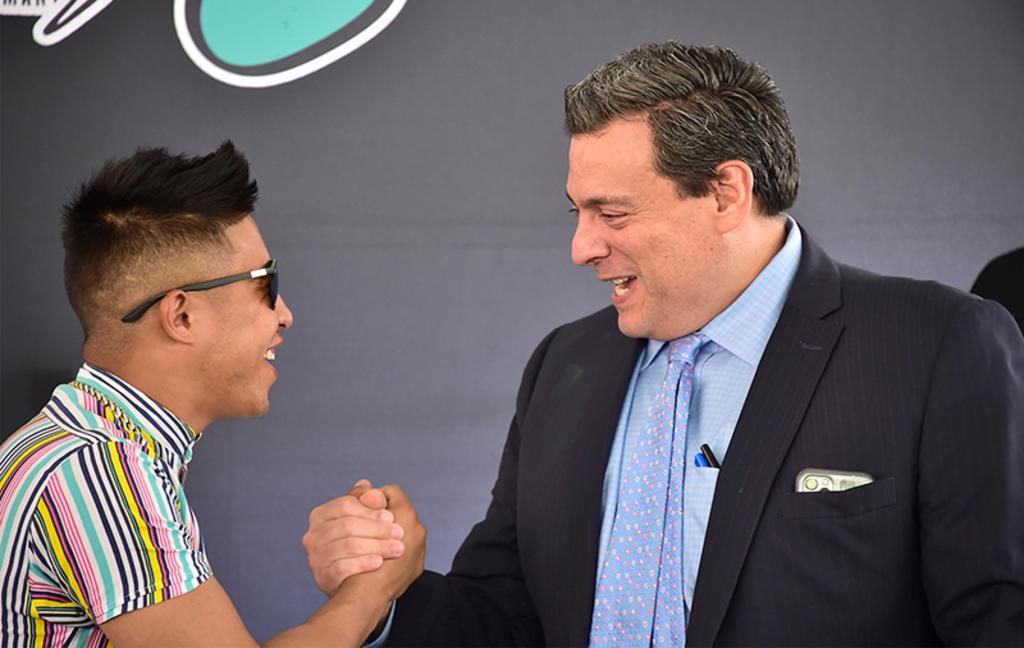 'Rey' Martínez espera defender el título WBC contra McWilliams Arroyo