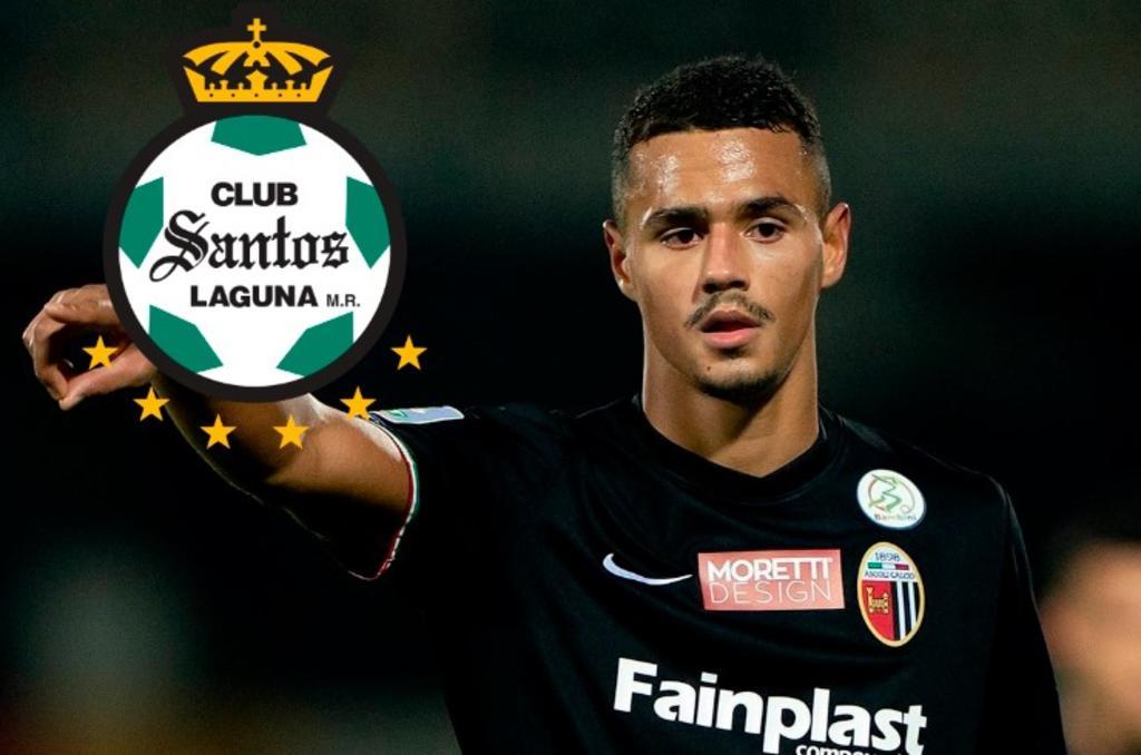 ¿Quién es Alessio Da Cruz?, el posible refuerzo del Club Santos Laguna