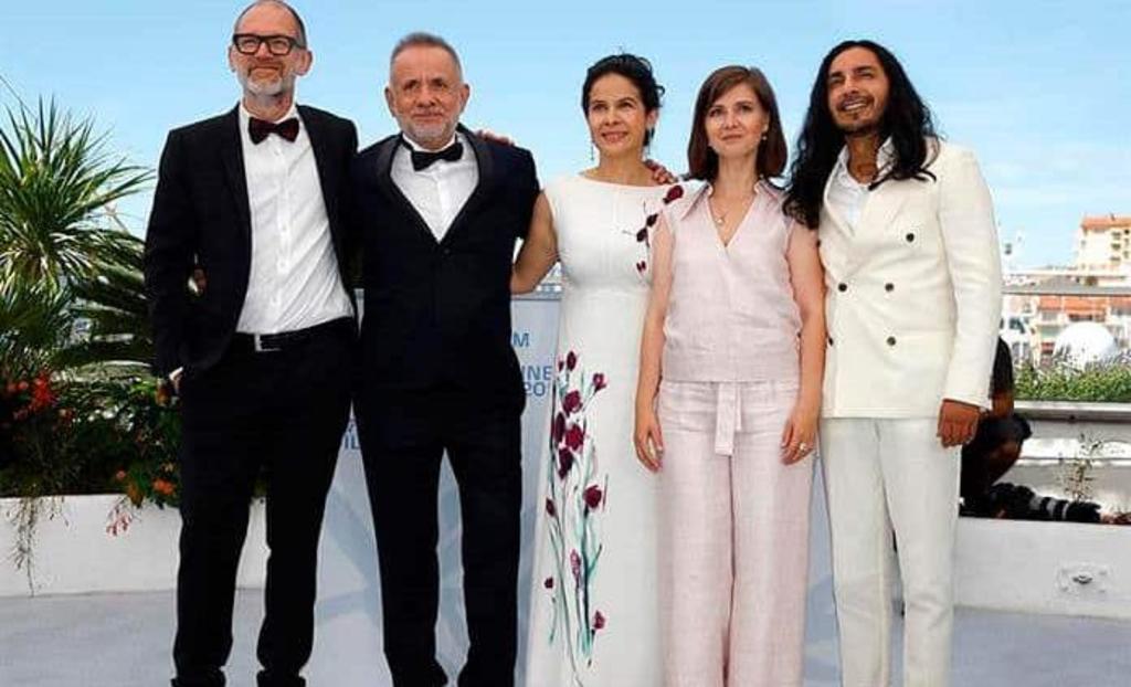 La mexicana 'La civil', premio a la valentía en Una Cierta Mirada de Cannes