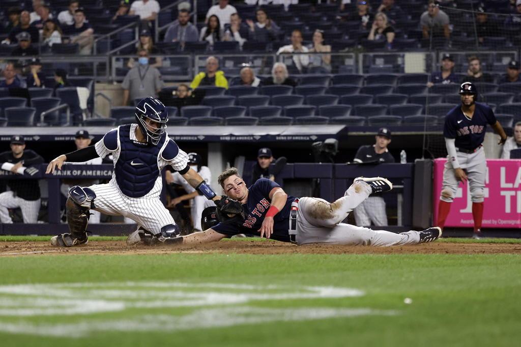 COVID superado, sí juegan hoy Yankees y Boston