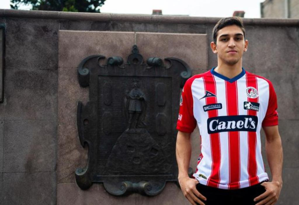 Juan Manuel Sanabria es cedido por el Atlético de Madrid al San Luis